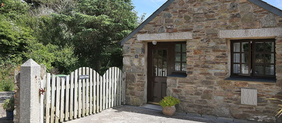 Meadow Cottage Entrance